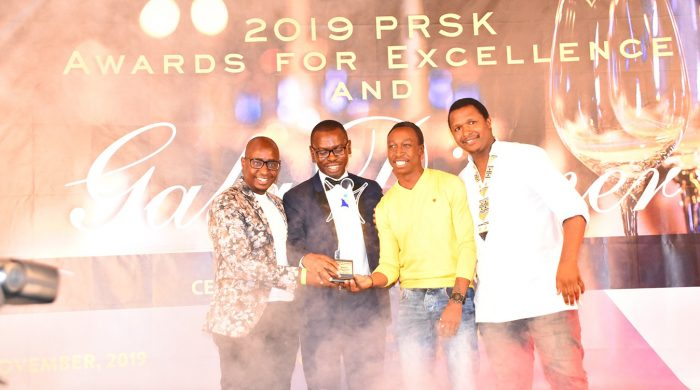 Media Edge Public Relations took home the Overall PR Campaign of the year after bagging awards in the consumer relations and financial communication award categories.